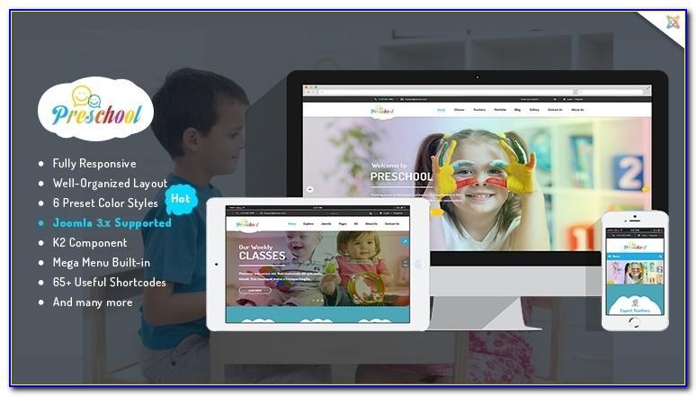 Joomla Education Templates Nulled