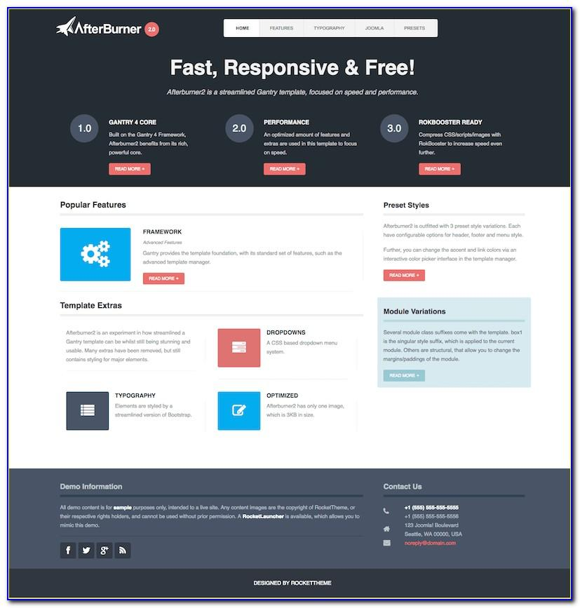 Joomla Theme Builder Free
