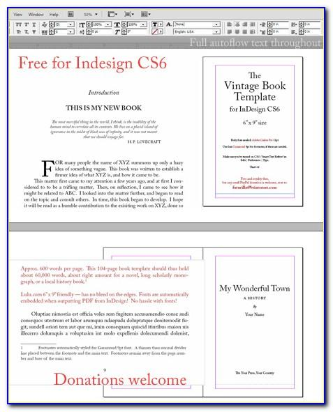 Kindle Book Cover Template Free