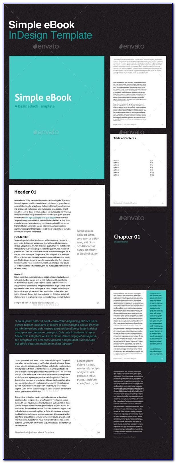 Kindle Ebook Cover Template Free