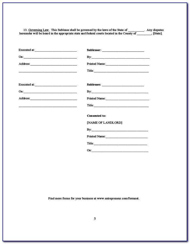 Land Sale Agreement Forms