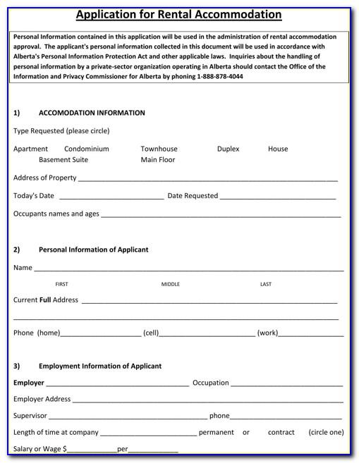 Landlord Lease Agreement Form Ireland