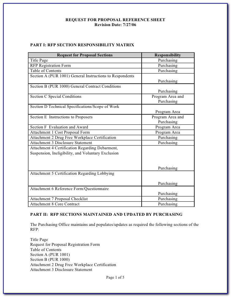 Landscaping Quote Form Template