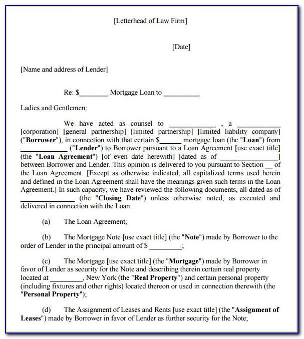 Law Firm Letterhead Format