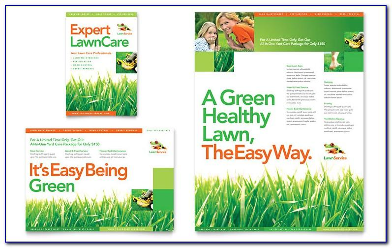 Lawn Care Agreement Template