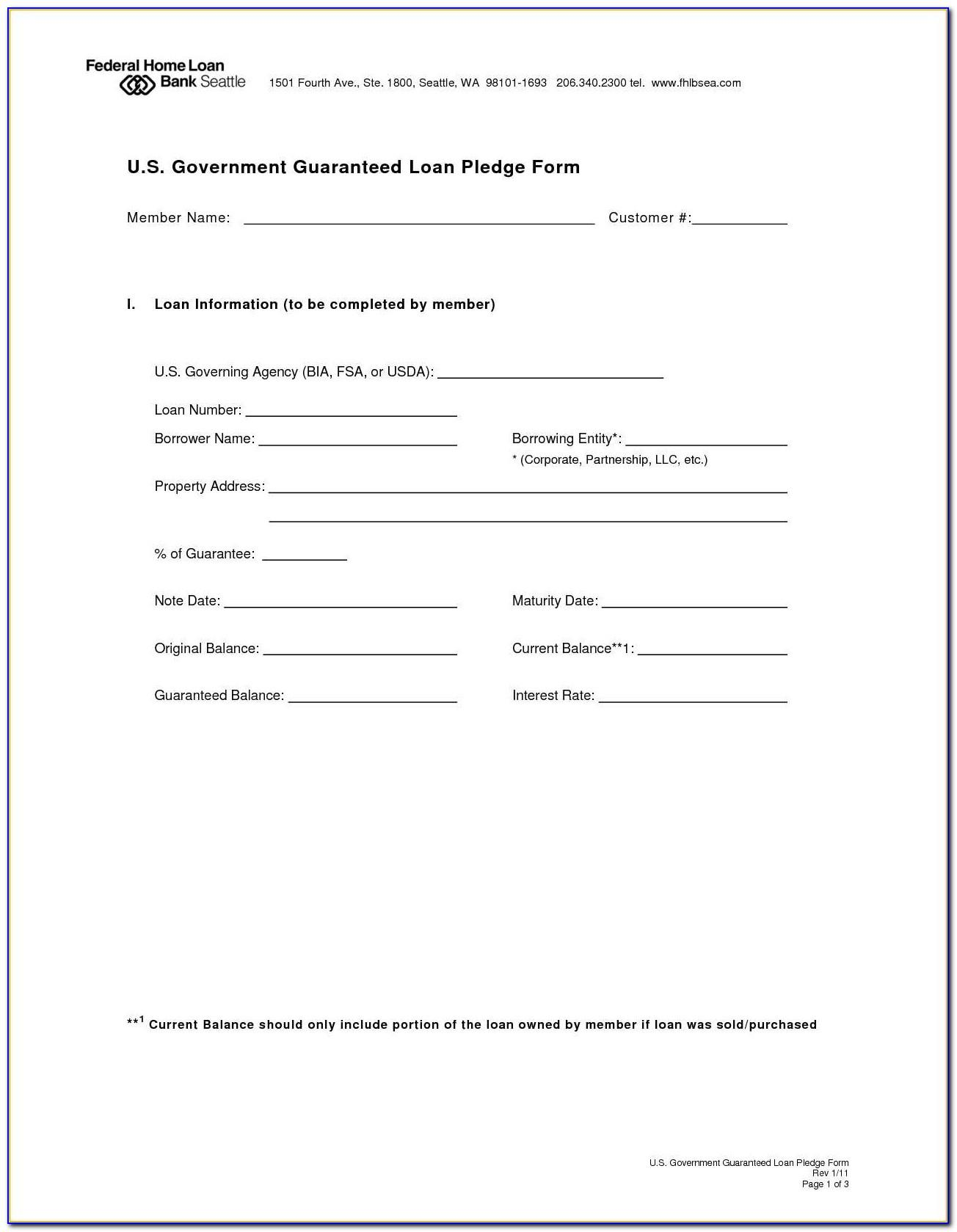 Legal Affidavit Forms Free