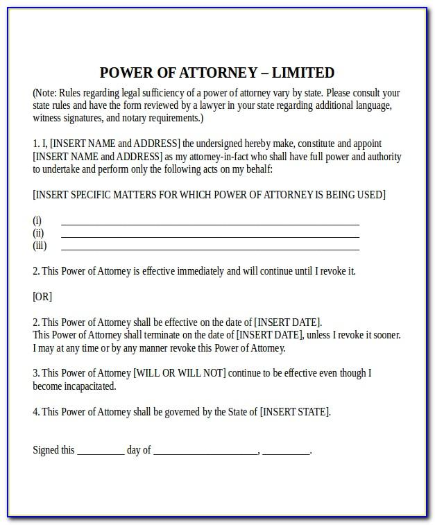 Letter Of Intent To Lien Template