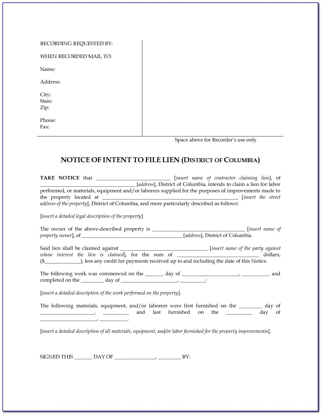 Letter Of Intent To Retire Template