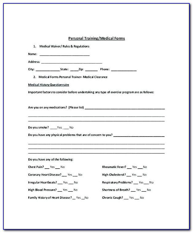 Liability Waiver Template Uk