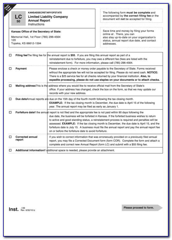 Llc Operating Agreement Template Washington State
