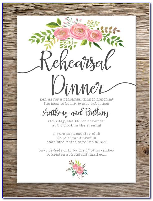 Luncheon Invitation Wording Samples
