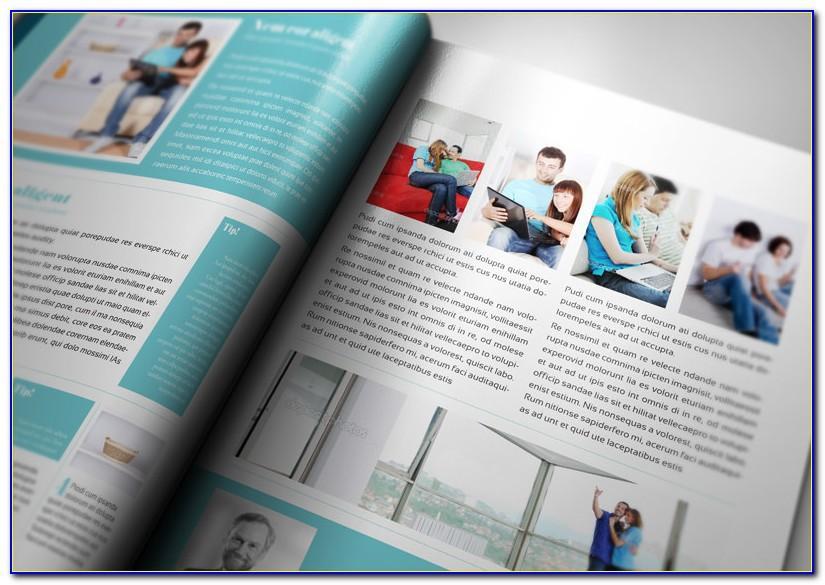 Magazine Template Indesign Cs6 Free Download