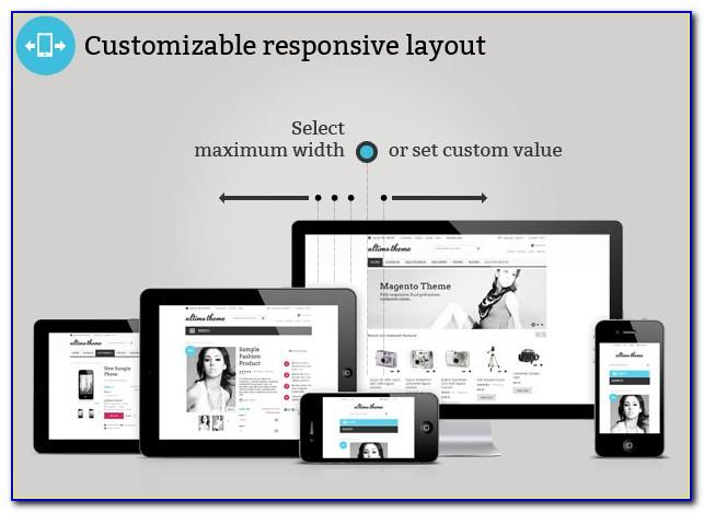 Magento Responsive Admin Template Nulled