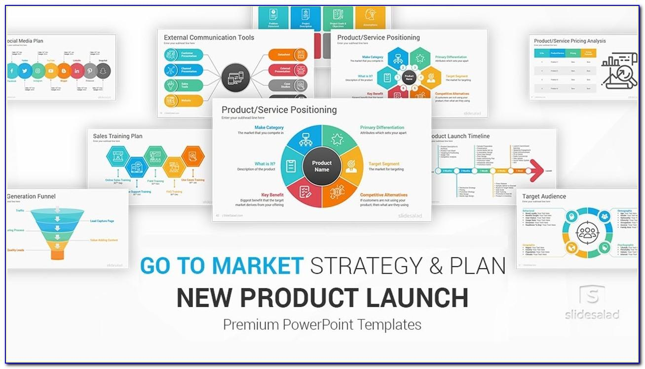 Marketing Launch Plan Example