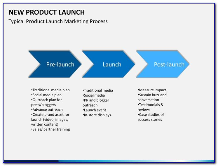 Marketing Launch Plan Template Excel