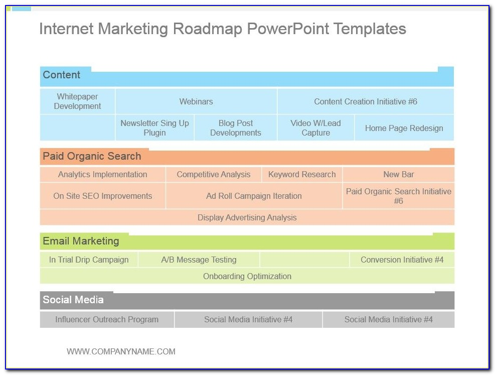 Marketing Proposal Template Word