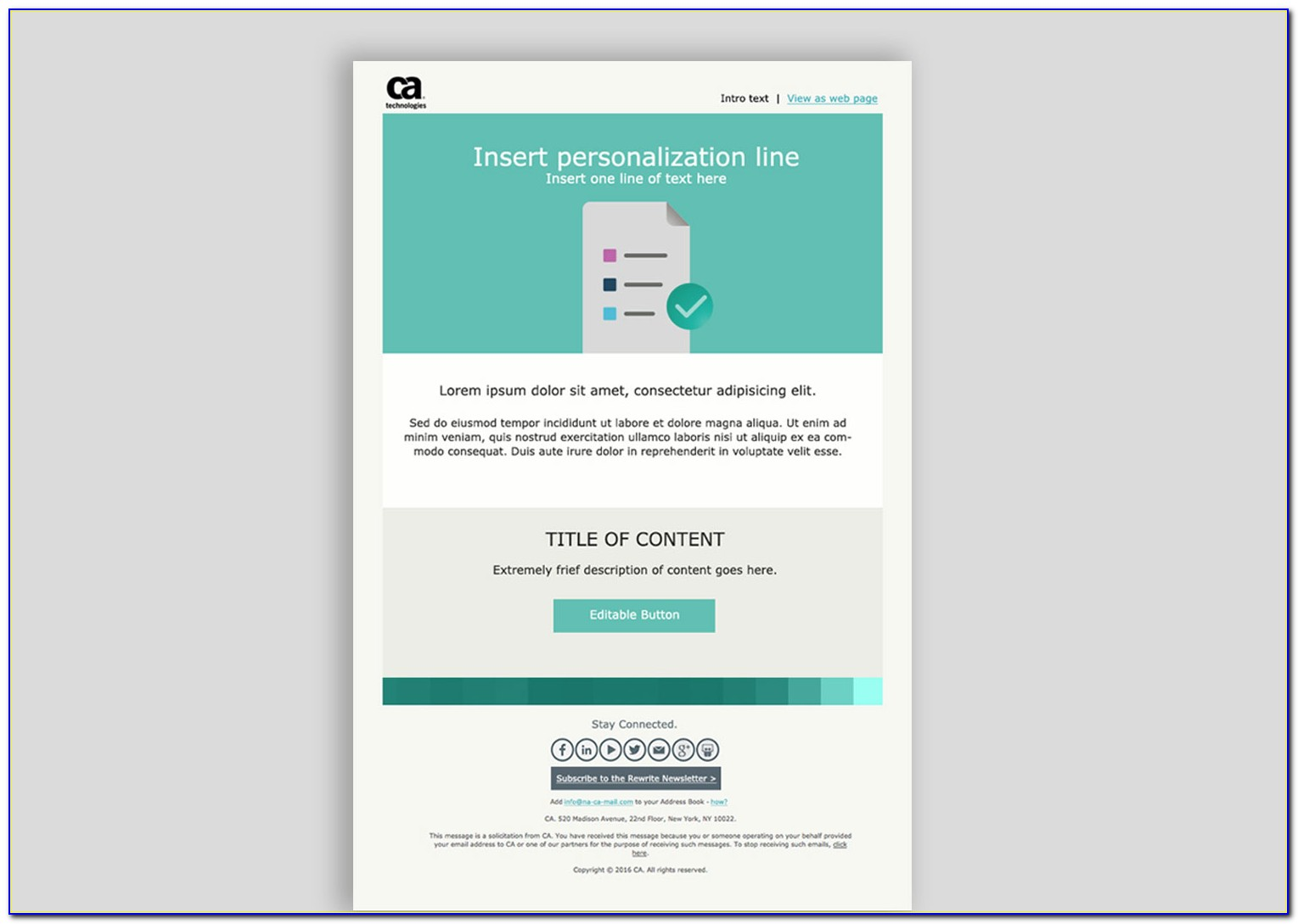 Marketo Guided Landing Page Templates