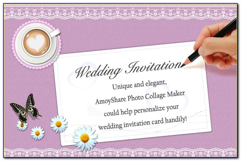 Online Marriage Invitation Card Maker