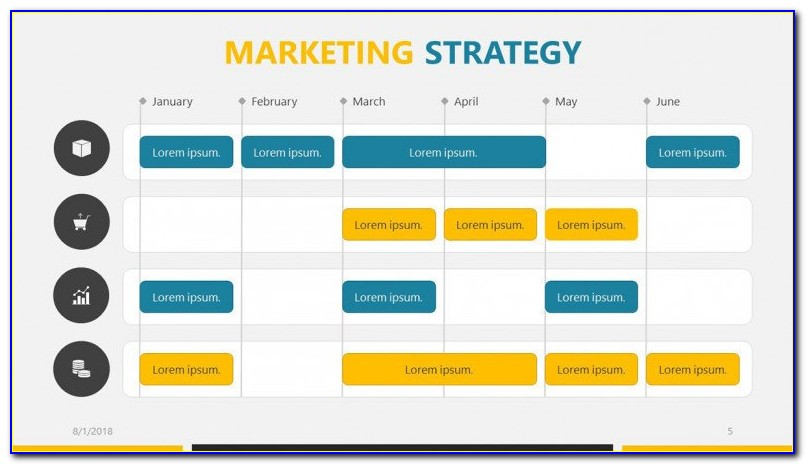 Return On Investment Template For Sales And Marketing