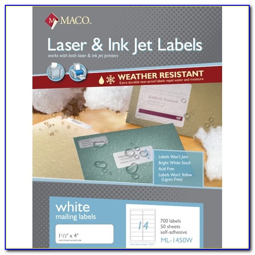 Shipping Label Template Avery