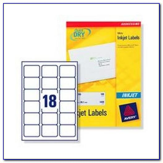 Tower Inkjet Laser Labels Templates