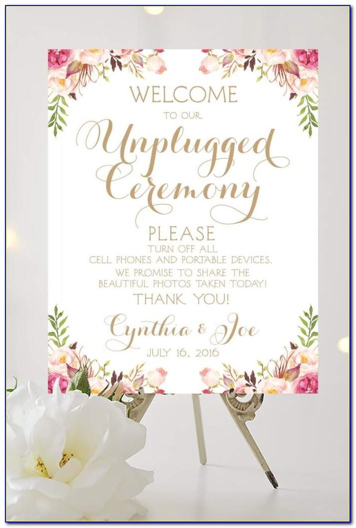Wedding E Invitation Templates Free