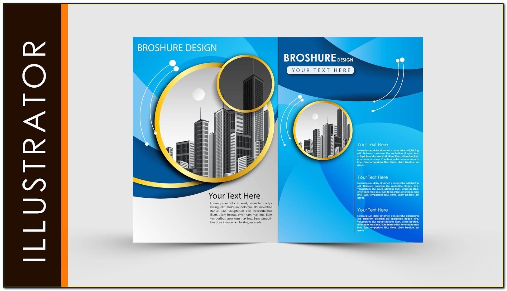Adobe Illustrator Flyer Templates Free Download