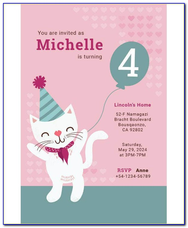Free Baby Shower Invitation Templates For Mac