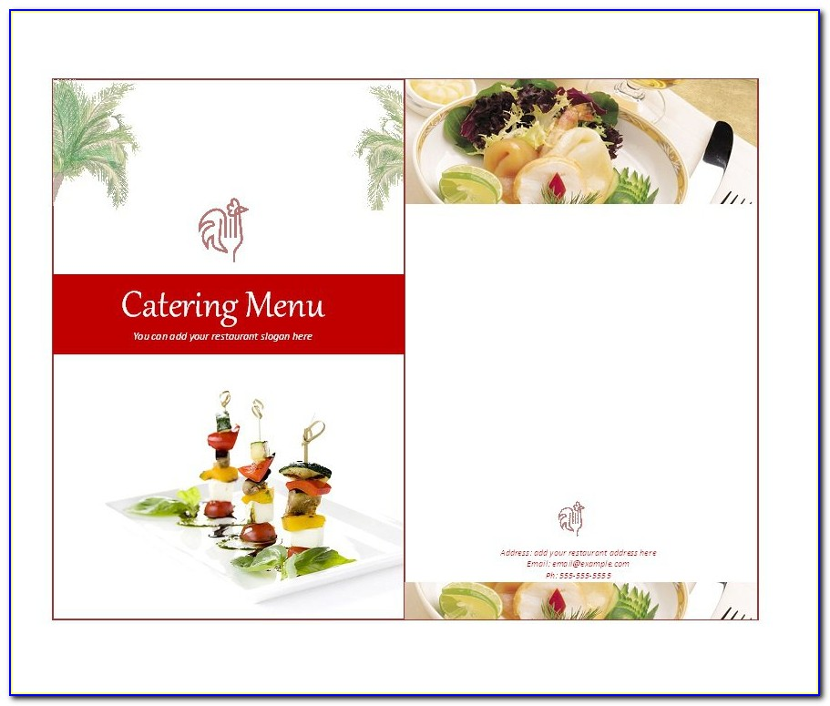 Free Indian Restaurant Menu Templates For Word