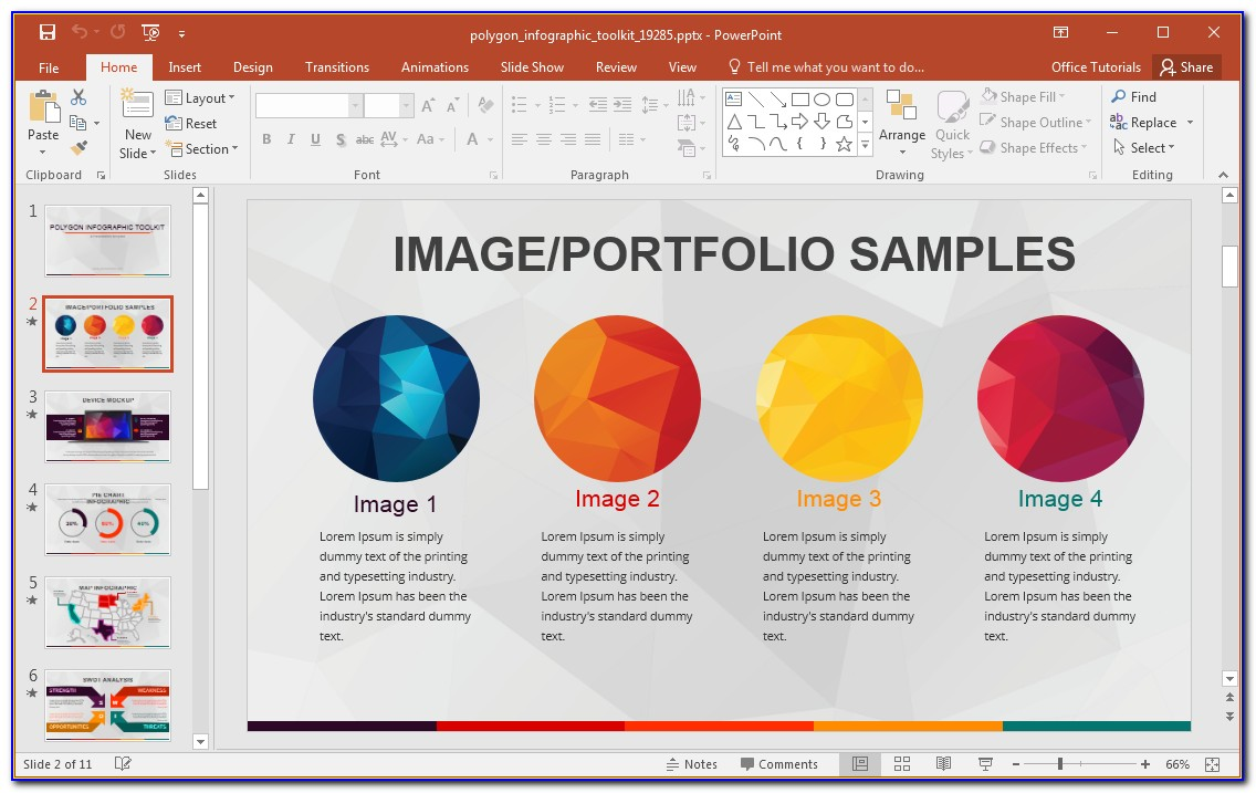 Free Infographic Templates Powerpoint Download