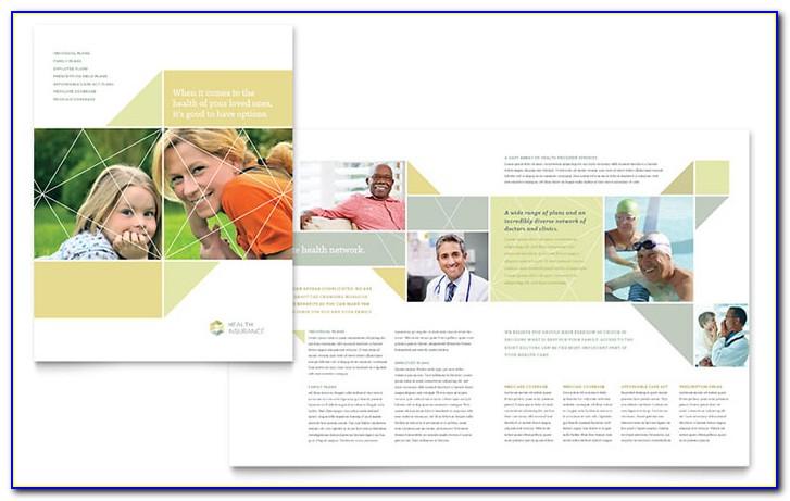 Health Insurance Flyer Template