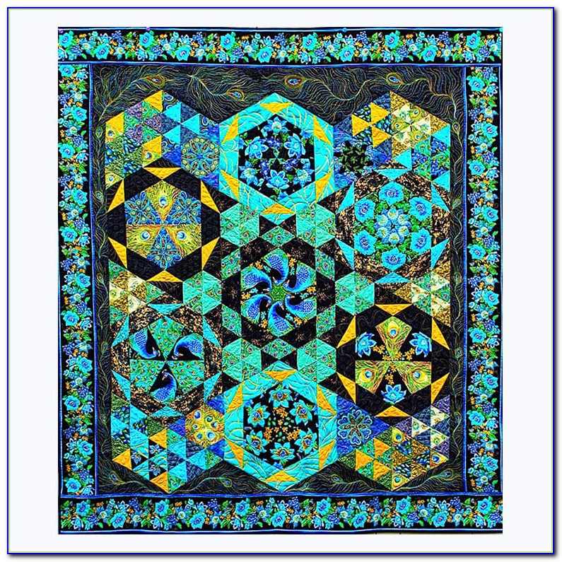 Hexagon Quilt Pattern Books