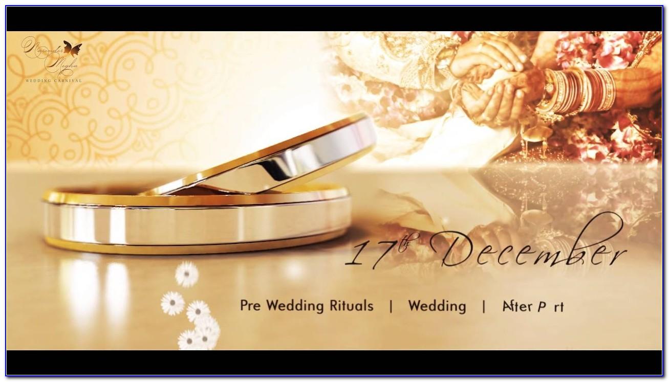 Hindu Wedding Invitation Card Maker App