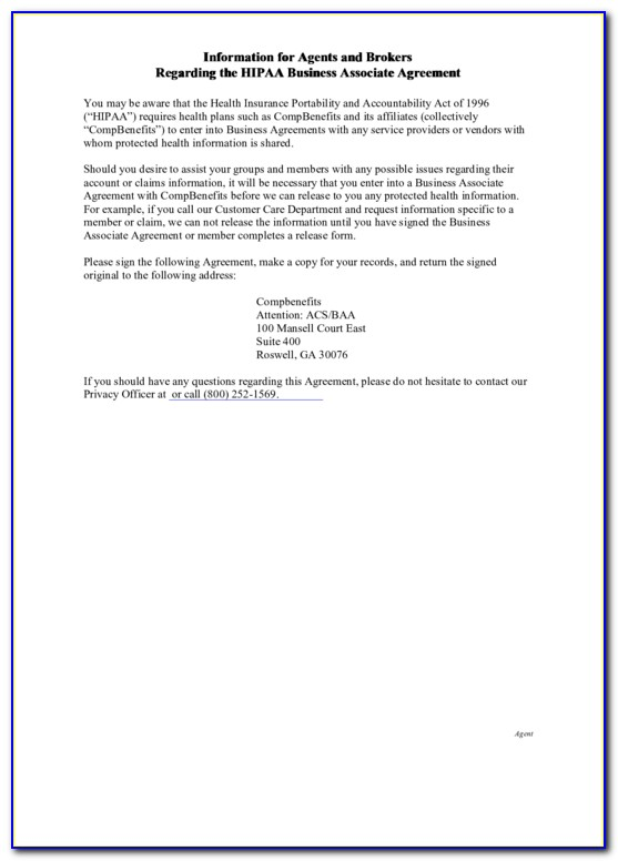 Hipaa Policy And Procedure Manual Template Free Download