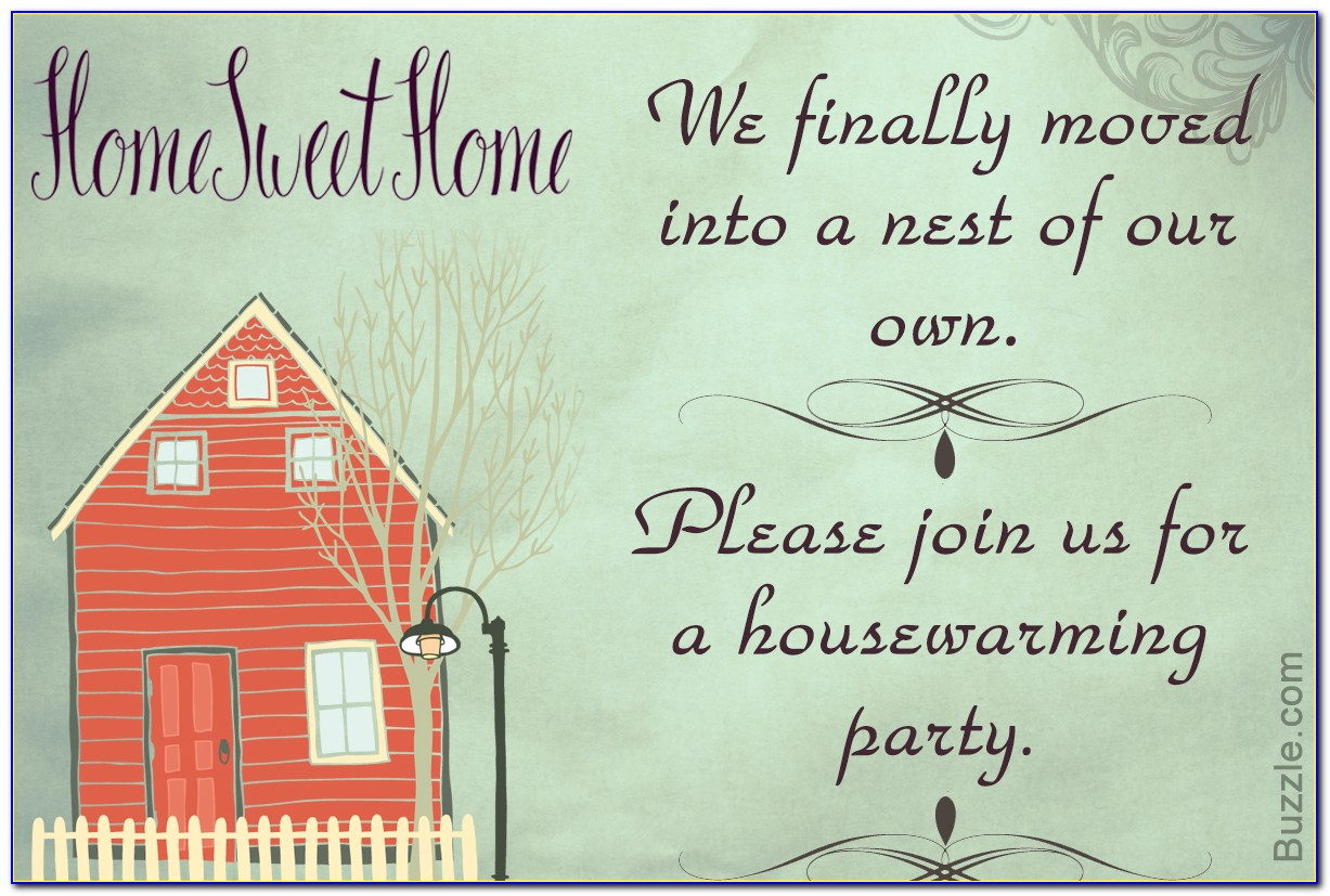 Housewarming Invitation Templates In Tamil
