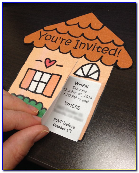 Housewarming Invitation Wording Samples India