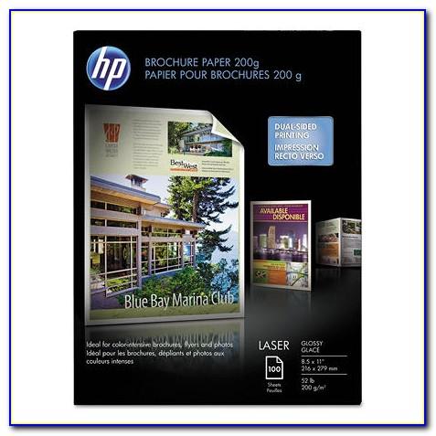 Hp Creative Studio Brochure Templates