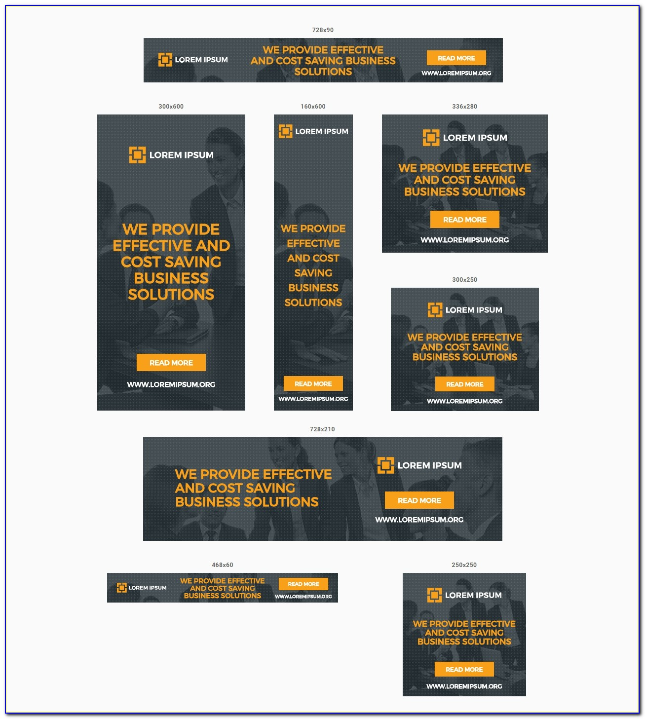 Html5 Banner Ad Templates Free Download