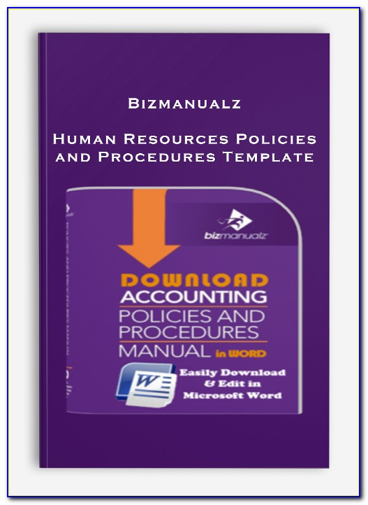 Human Resources Service Level Agreement Example