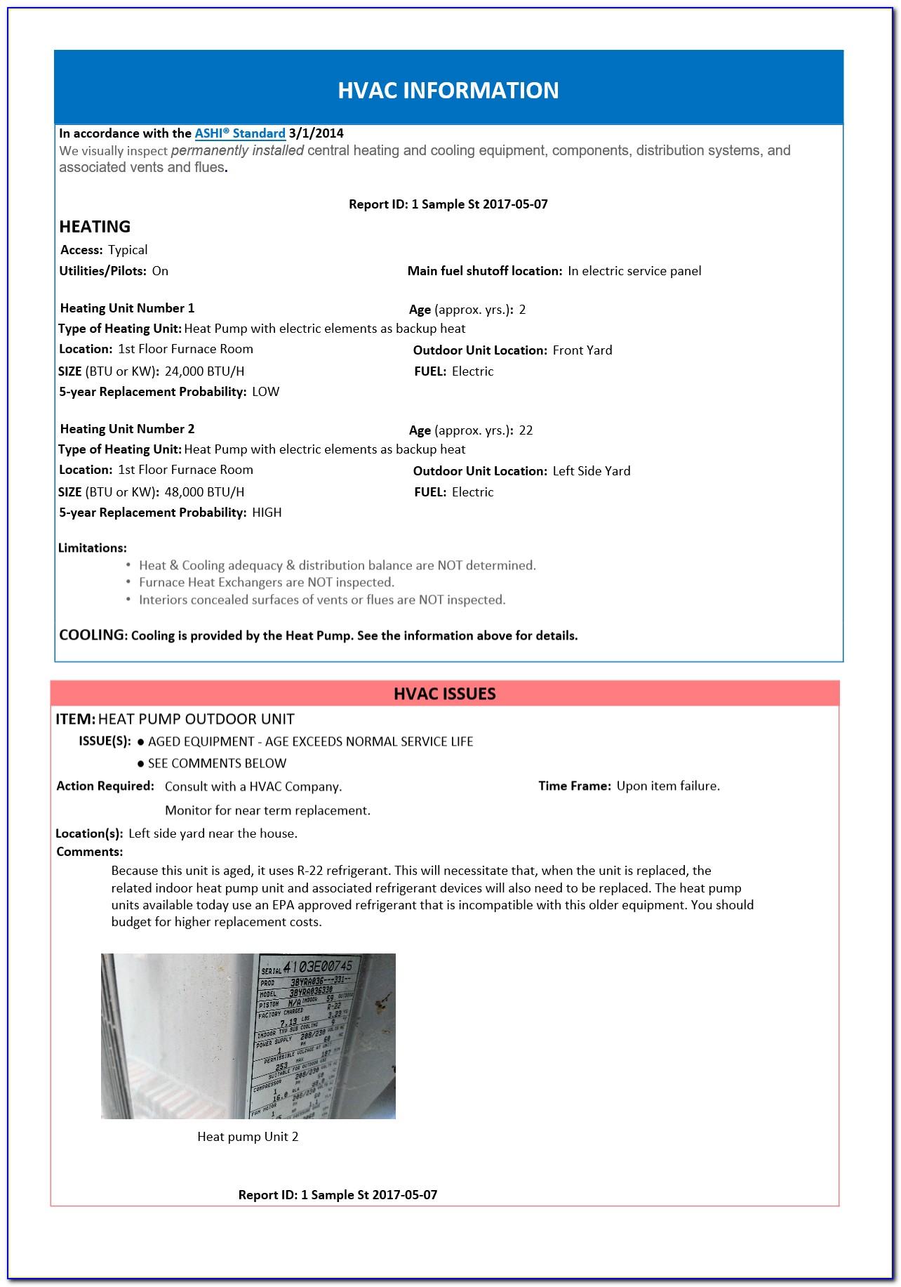 Printable Endoscopy: Hvac Installer Resume Template