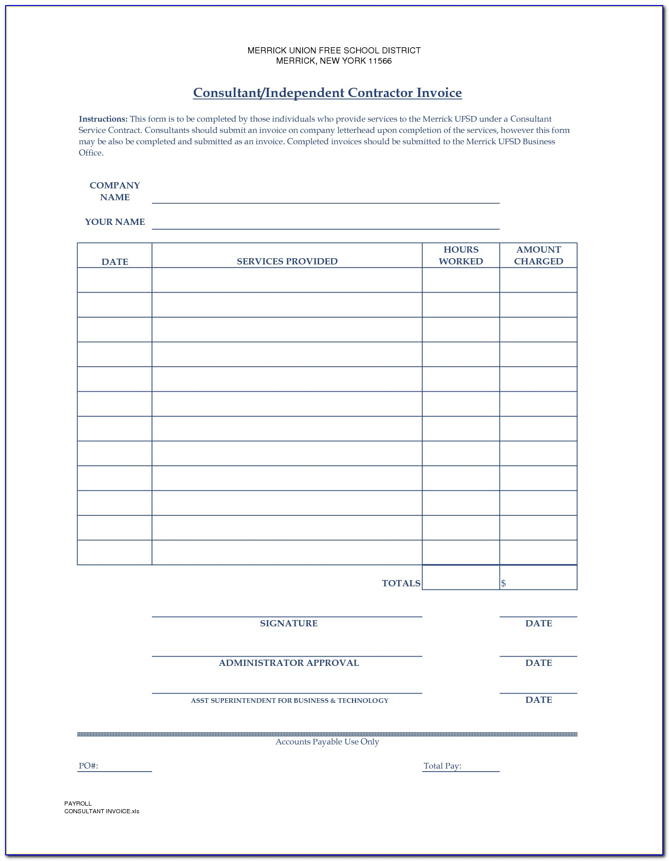Independent Contractor Agreement Template New Zealand