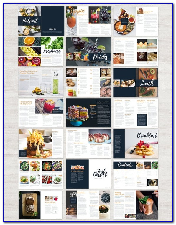 Indesign Annual Report Templates Free Download