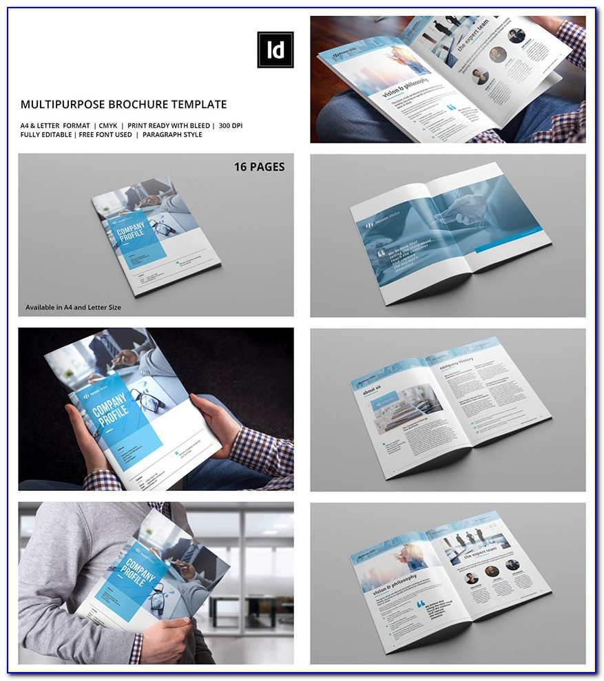 Indesign Catalogue Template Free Download