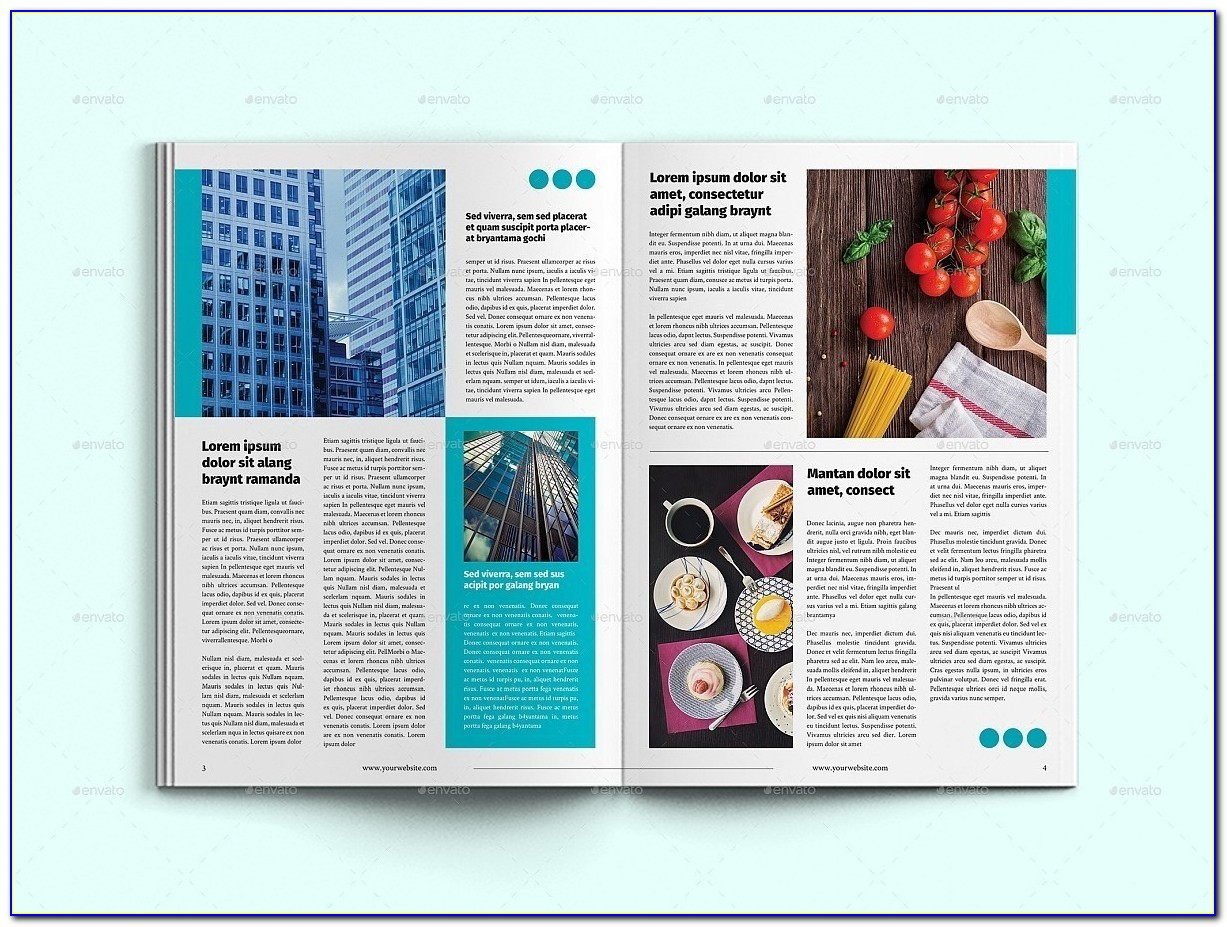 Indesign Newsletter Templates Free Cs3