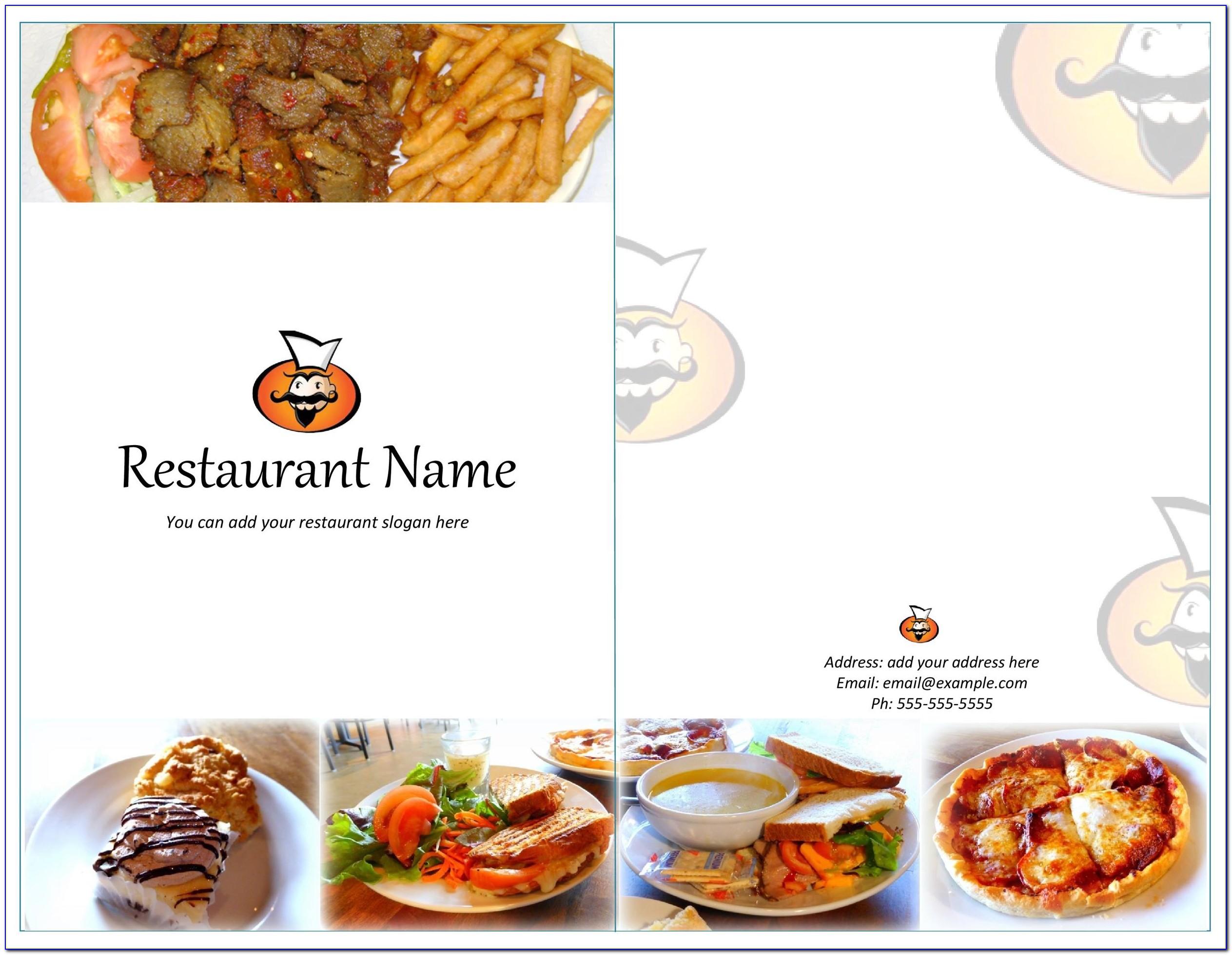 Indian Restaurant Web Template