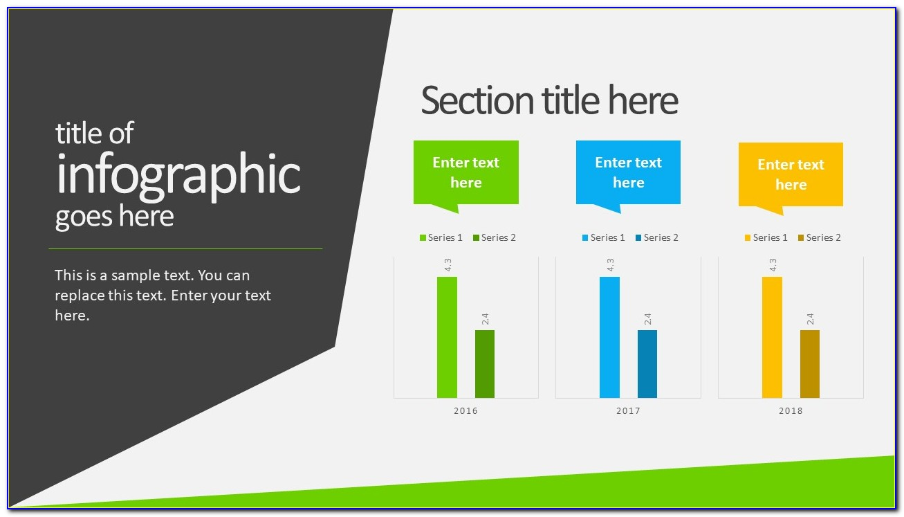 Infographic Powerpoint Template Download Free