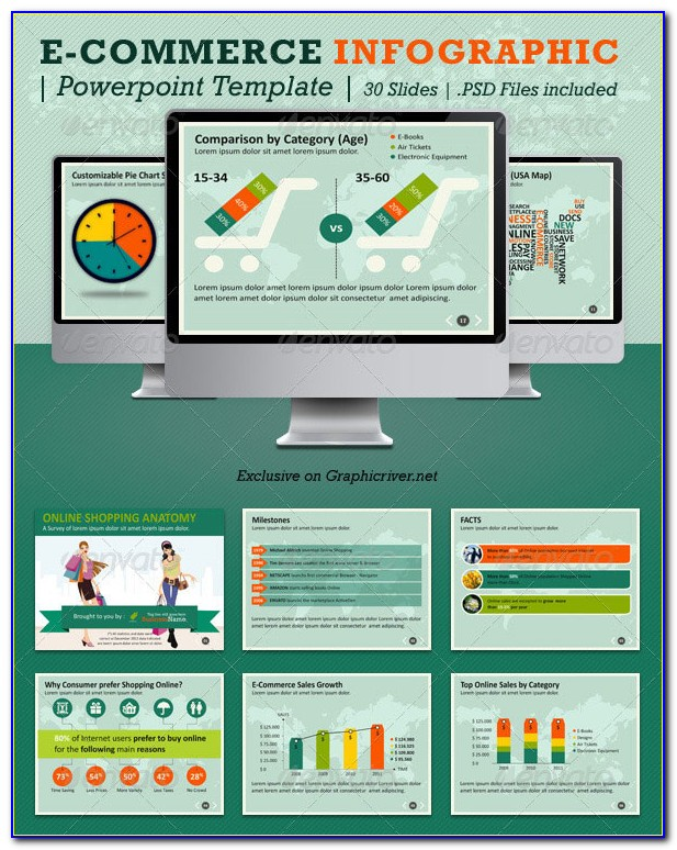 Infographic Resume Template Ppt Free