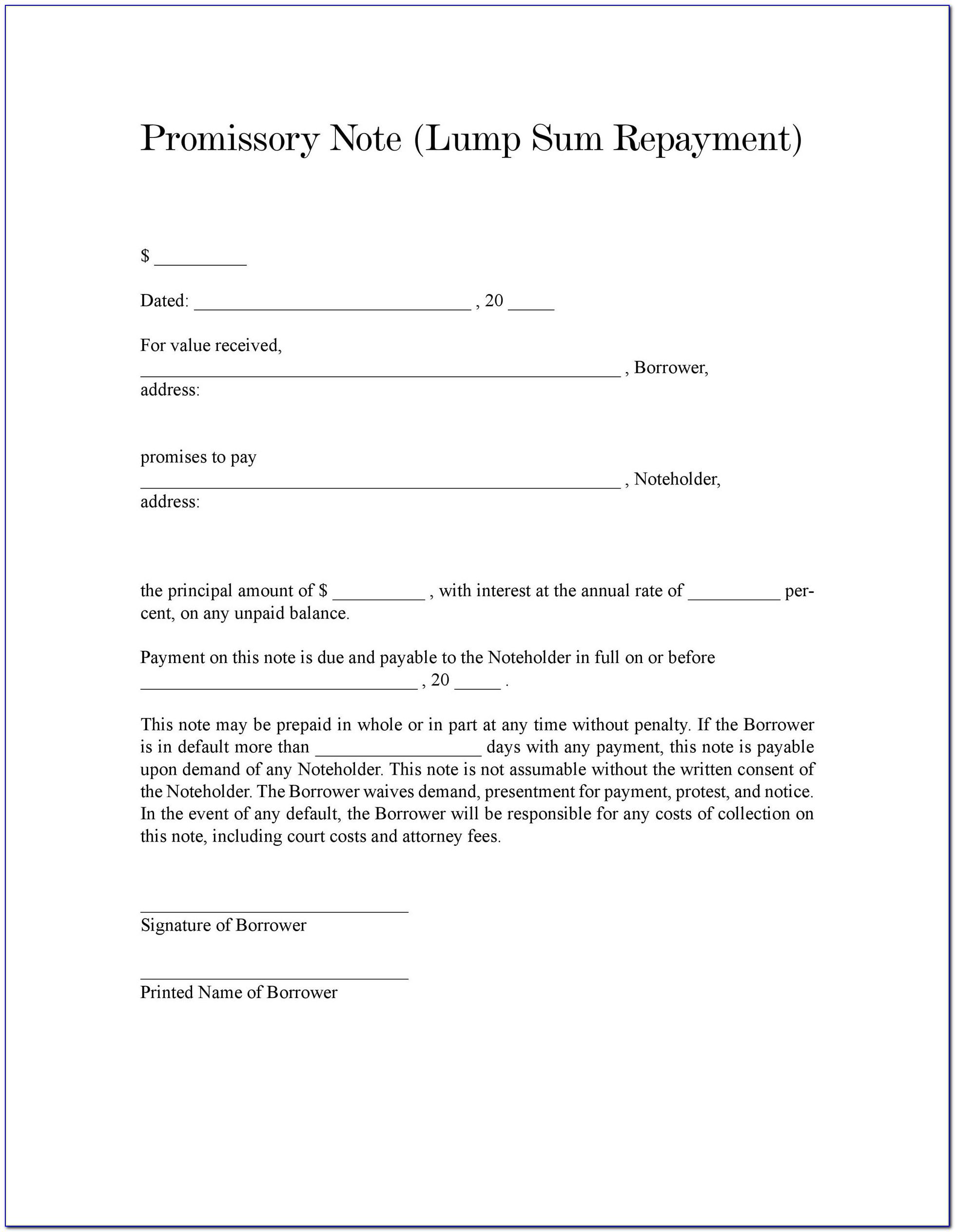 Installment Sale Agreement Form