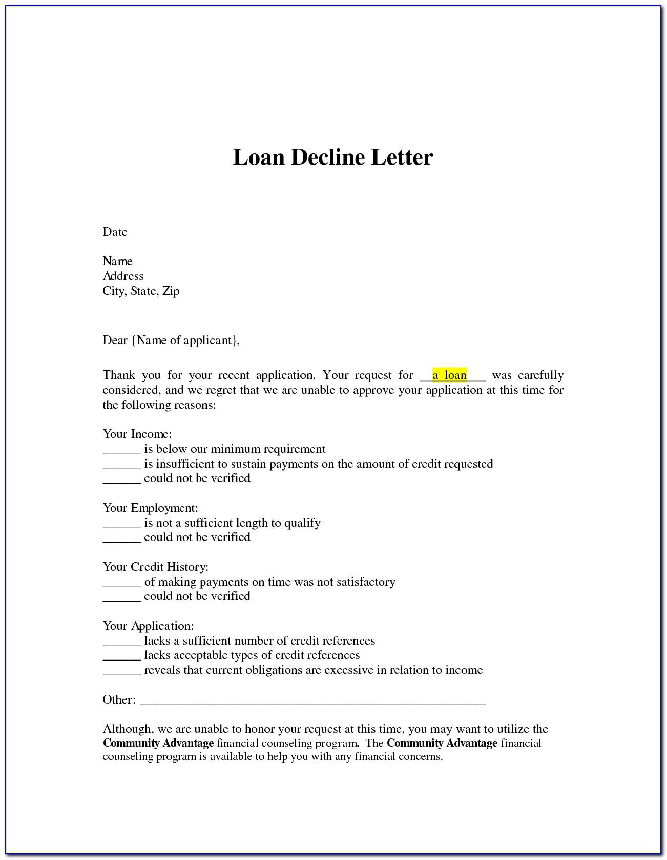 Insurance Appeal Letter Sample