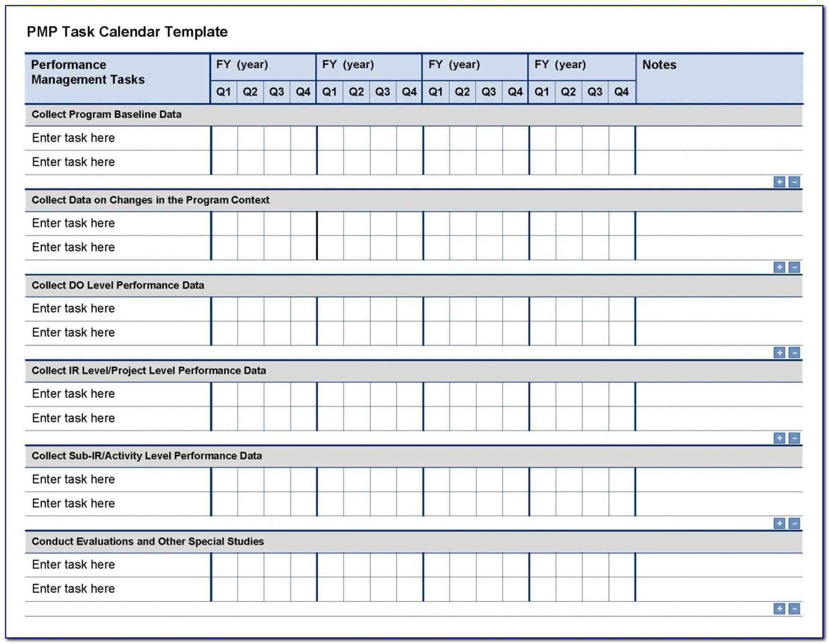 Internal Audit Plan Template Iso 9001